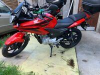 Honda, CBF, 2010, 125 (cc)