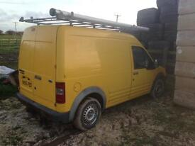2005 Ford Transit Connect T230 LWB