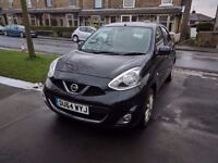 Late 2014 - NISSAN MICRA ACENTA - K13 Petrol Manual Car