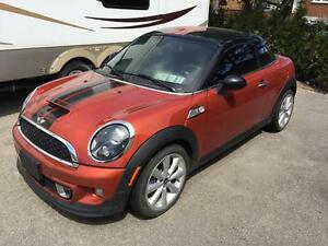 2012 Mini Cooper Coupe S