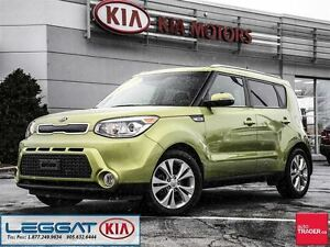 2014 Kia Soul EX+ - Backup Camera, Premium Cloth, Heated Seats,