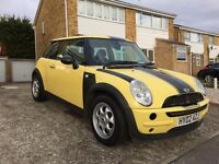 Mini One - Lovely Gleaming Car - Full Service History - Fresh Refurbished Alloys