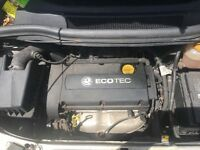 VAUXHALL ZAFIRA, 1.6 PETROL, 2007 (57 PLATE), (Z16 XE1), ENGINE, FOR SALE