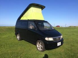 Facelift mazda bongo Freda 2.5 turbo diesel auto electric pop top 4x4 camper / day van