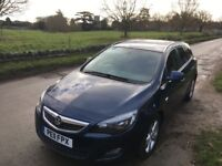 2011 Vauxhall Astra sports tourer 2.0 CDTi SRI diesel 5 dr Automatic