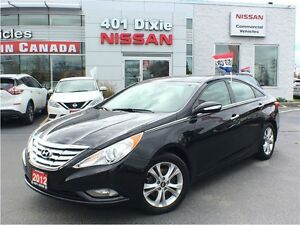 2012 Hyundai Sonata Limited at