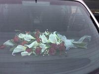 Wedding Bridal / Bride Wedding Bouquet or Arrangement or For Wedding car