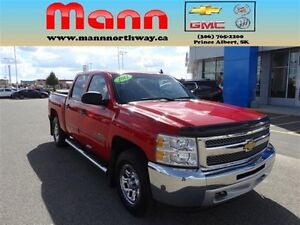 2012 Chevrolet Silverado 1500 LS - Pst paid, Cruise control, A/C