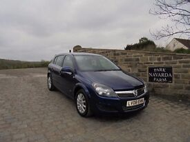 Vauxhall Astra Life A In Blue, 2008 08 reg, MOT May 2018
