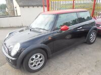 spares or repair / mini one 1600cc 5 speed