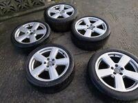 As6 alloys for sale full set