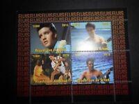 Elvis Presley Stamps - Republique du Tchad Collection