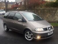 Seat Alhambra 1.9 SE TDI Manual 2004 7 Seater