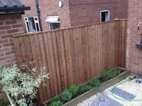 Fencing, Supplied & Fitted