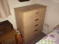 Chest of Drawers (with 5 drawers)
