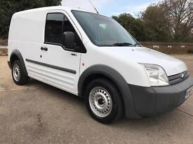 2008 Ford Transit connect 1.8 Diesel Manual.