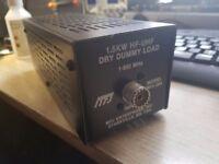 MFJ-264 1.5KW DRY DUMMY LOAD