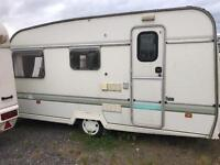 Swift corvette 4 berth lightweight over 100 in our sale bank holiday Monday CAN DELIVER