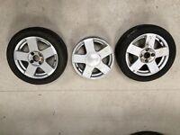 Fiesta Alloy Wheels