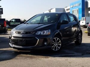 2018 Chevrolet Sonic LT Auto LT Auto, PWR SUNROOF, REAR CAM,...