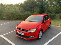 VW POLO 1.2 PETROL ONLY 35000 MILEAGE SERVICE HISTORY NEW MOT
