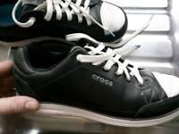 Croc spikeless golf shoes