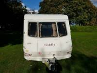 Elddis whirlwind vogue lightweight
