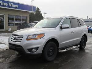 2011 Hyundai Santa Fe LIMITED -NAVIGATION