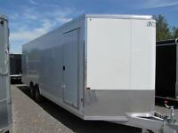 2014 Mission Trailers 8.5x24 Cargo Trailer