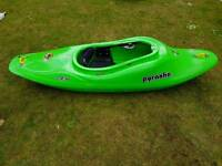 Pyranha Varun Playboat kayak (large)