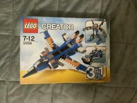 Lego Creator 3 in 1 31008
