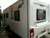 Kimberley Coachman 5 Berth, 2011, with Motor Mover / and Awning