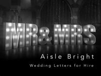 Mr & Mrs Wedding Lights