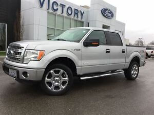 2014 Ford F-150 XLT, ECOBOOST, 20 WHEELS, BLUETOOTH, BACK UP CAM