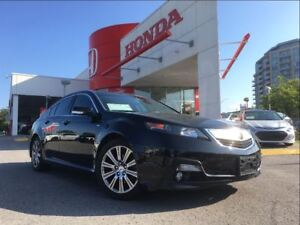 2014 Acura TL A-Spec **ACCIDENT FREE** TRADE-IN