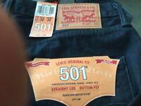 Levi straight leg 501 original Jeans