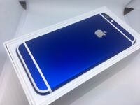 Apple iPhone 6 - 128GB -Network O2 - Only £220- Limited Blue & White Edition - Boxed