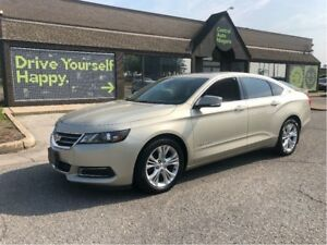 2015 Chevrolet Impala LT / 3.6L V6 / POWER SUNROOF / LANE ASSIST
