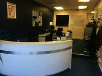 2 x Desks available to rent in shared office Erdington area