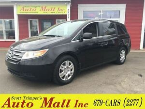 2012 Honda Odyssey LX With Only 91,960 Km's....