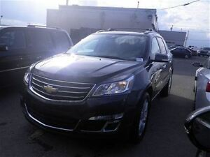 2016 Chevrolet Traverse LT w/1LT  Remote Start  Seats 7