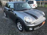 ** 2010 BMW MINI GRAPHITE 1.6 ** Very Clean - Full Service history (ford vauxhall peugeot citroen )