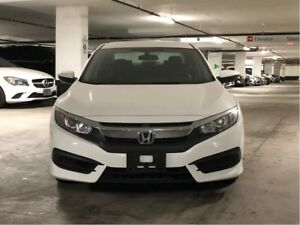 2017 Honda Civic Sedan LX CVT - ACCIDENT-FREE, BACKUP CAMERA
