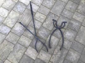 Fire Tongs
