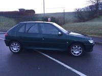 Peugeot 306, 2001/Y, only 40,000 miles, long mot, good runner, £595