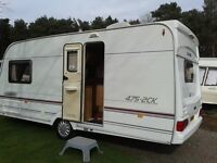 2002 Lunar Clubman 475-2CK. 2 Birth. Full Service July 2016.