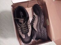 New Reinforced Toe Safety Shoes UK Size 11