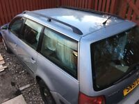 FOR SALE: SPARES OR REPAIR