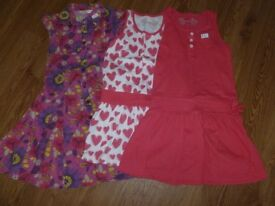 Dresses size 6-7