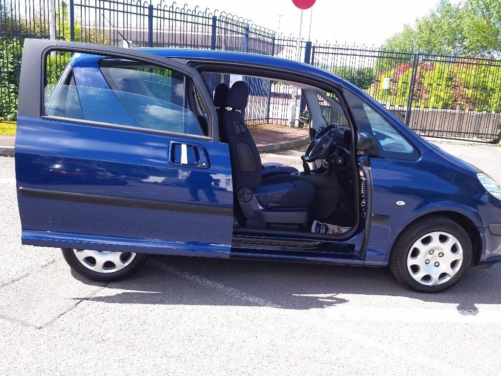 2007 peugeot 1007 1.4 dolce only 64000 new timing belt reduced by £200 to £1295 part x welcome